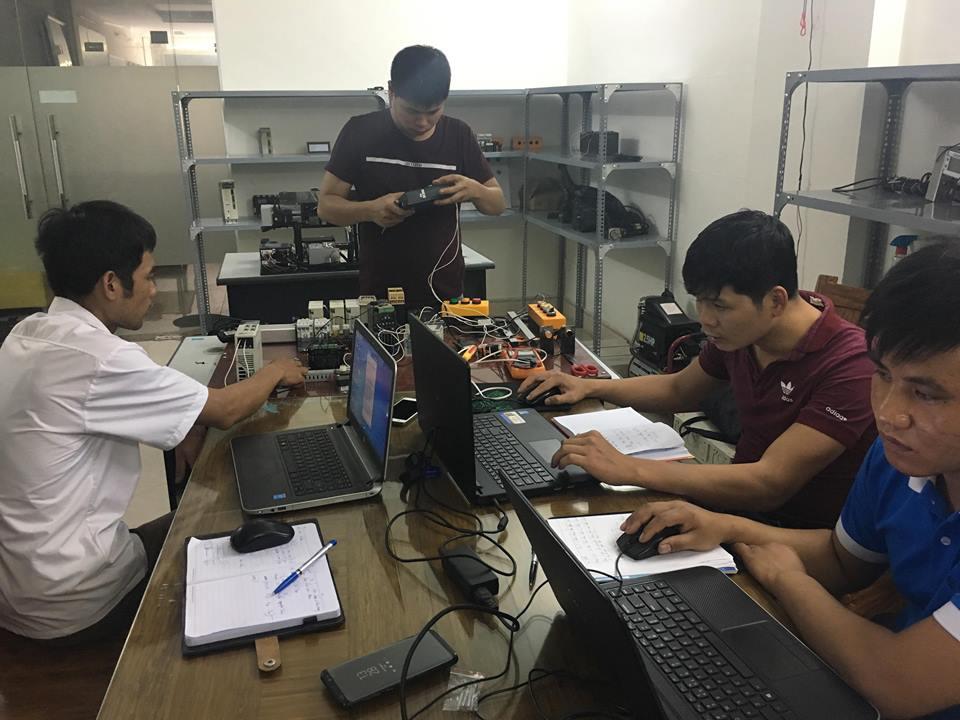 Đào tạo học lập trình PLC tại PLCTech