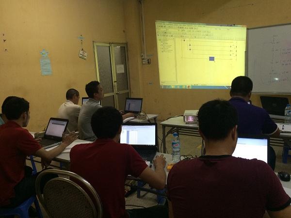 Đào tạo lập trình PLC Mitsubishi tại PLCTECH