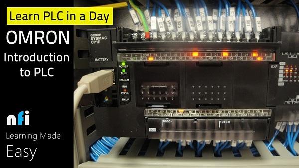 Đào tạo lập trình PLC Omron tại PLCTECH