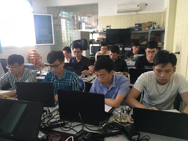 Học lập trình PLC Siemens tại PLCTech