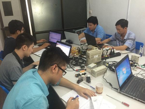 Khóa học đào tạo lập trình PLC LS XGB tại PLCTECH