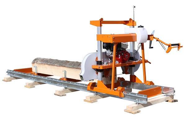 Máy xẻ gỗ tự động tại Hưng Yên