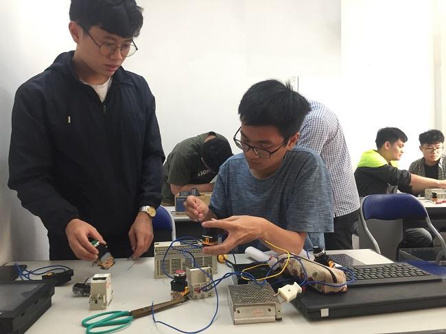 học lập trình plc plctech