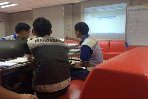 PLCTECH đào tạo PLC