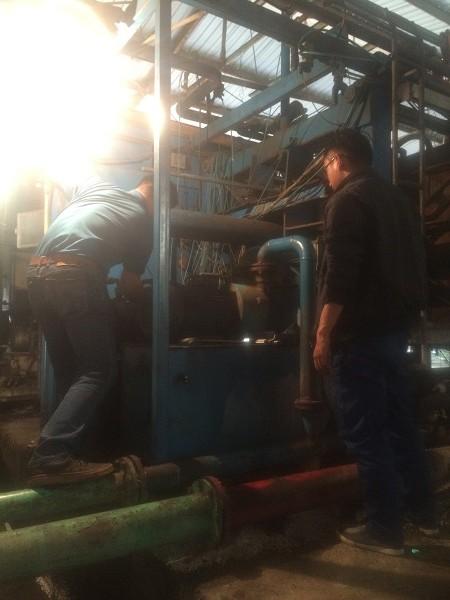 dây chuyền sản xuất thùng xốp EPS