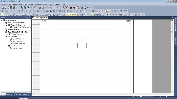 phần mềm lập trình plc ls