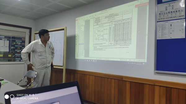 Đào tạo lập trình PLC cho công ty