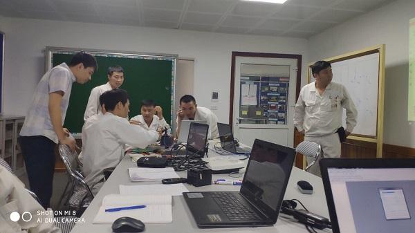 Học lập trình PLC cho doanh nghiệp