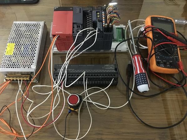 Đào tạo lập trình RS485 CC-Link