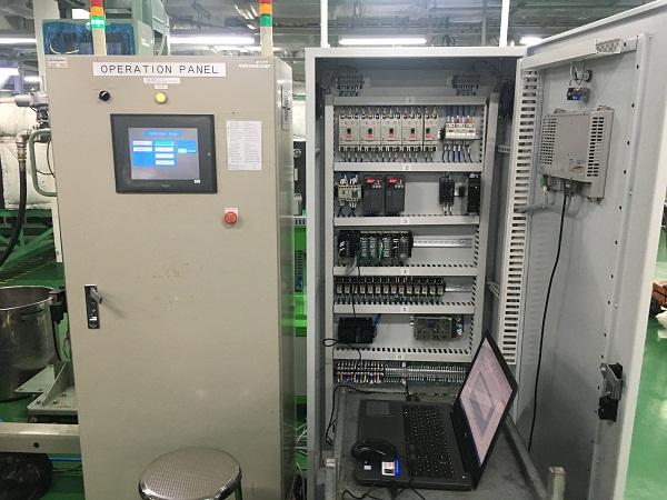 Cung cấp tủ điện điều khiển lập trình PLC