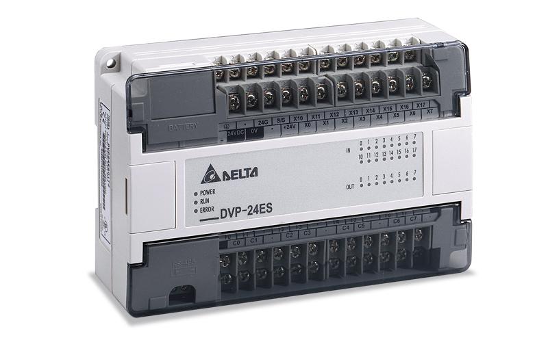 PLC Delta DVP-ES PLCTech