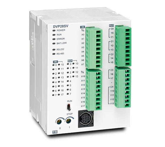 PLC Delta DVP-SV2 PLCTech