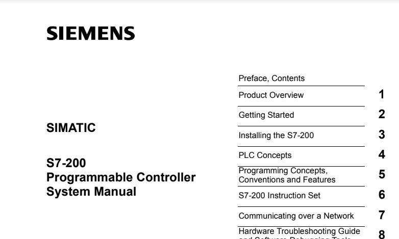 Lập trình PLC Siemens S7-200