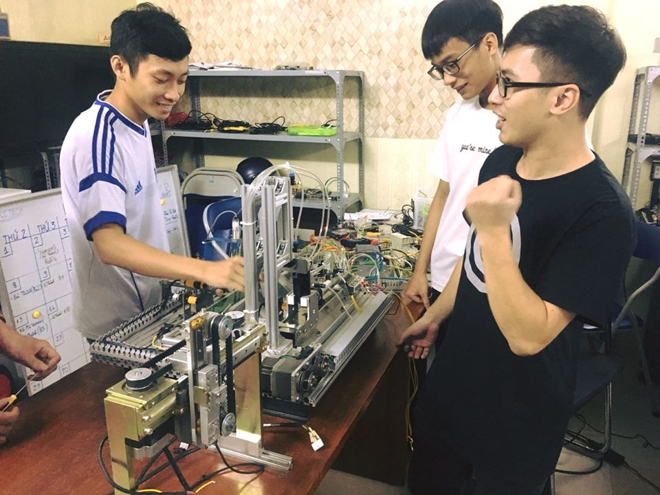 Học lập Trình PLC Tại Hồ Chí Minh
