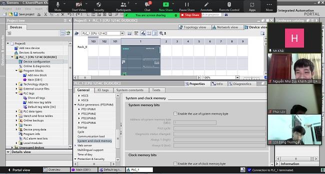 lập trình plc siemens online