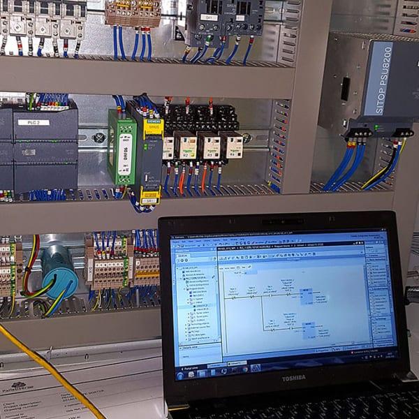 Lập trình sửa chữa PLC màn hình HMI Biến tần