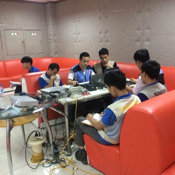 PLCTECH đào tạo lập trình PLC tại Hải Phòng cho doanh nghiệp